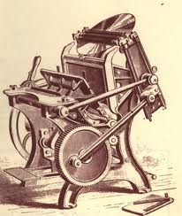 printing press invention